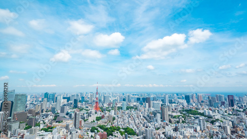 Fototapety, obrazy: 東京風景