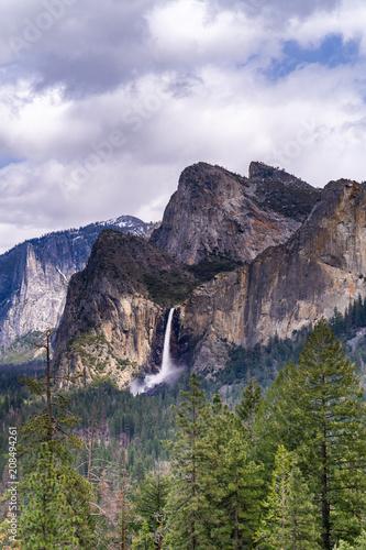 Fotobehang Amerikaanse Plekken Yosemite national Park