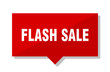 flash sale red tag