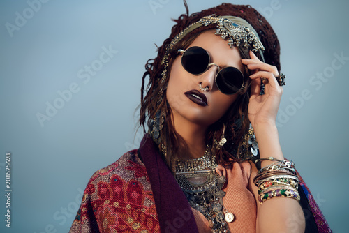 Cadres-photo bureau Gypsy boho style clothes