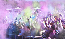 Carnival Festival Of Colors