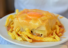 A Portuguese Sandwich Francesi...