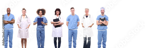 Fotografie, Obraz  Group of healthcare people