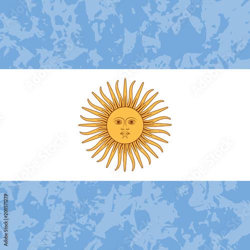 Fotografie, Tablou  Argentina Independence Day