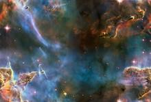 Cloud Of Interstellar Gas In C...