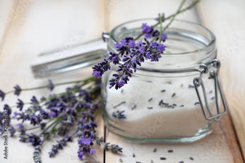 lavender and sugar