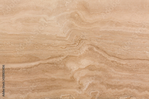 Stickers pour porte Marbre New clean travertine texture in admirable beige tone.