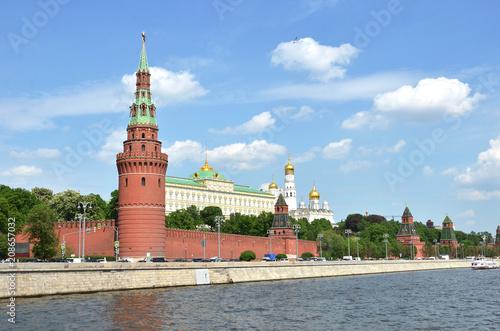 Foto op Aluminium Moskou Moscow Kremlin