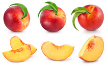 Peach Fruits Collection