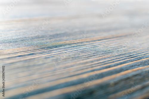 Fotografía  Pale blue wood background
