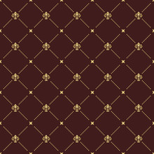 Seamless Vector Pattern. Moder...