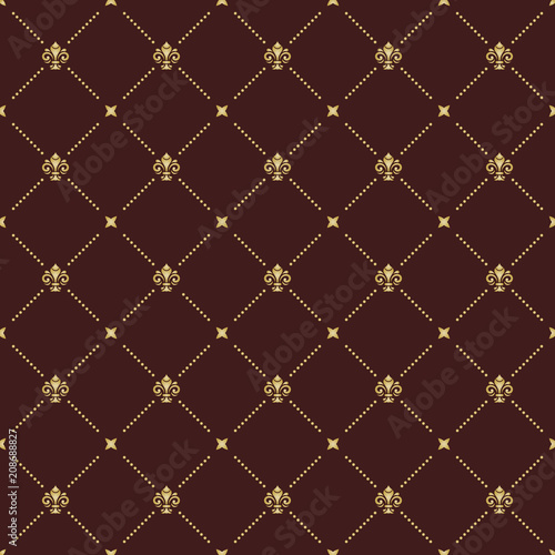 Fotomural Seamless vector pattern