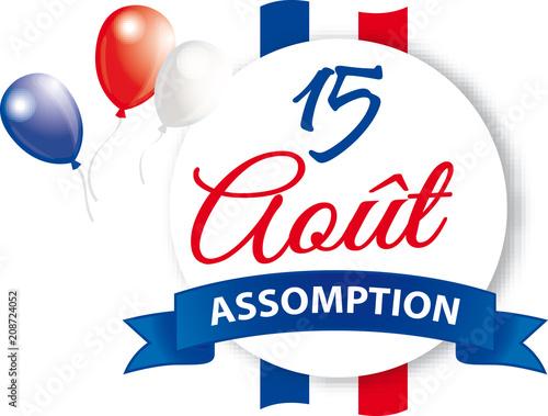 15 AOUT - ASSOMPTION V2 Fototapet