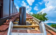 Installing External Chimney Tr...