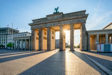 Fototapeta Brandenburger Tor in Berlin, Deutschland