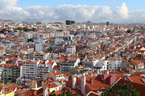 Zdjęcie XXL Lizbońska dzielnica Estefania