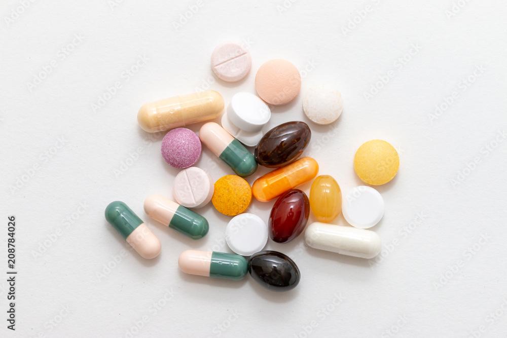 Fototapeta 薬