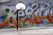 Urban Basketball Hoop Inner Ci...