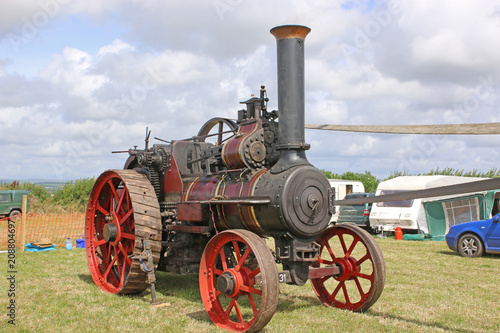 Photo Steam Traction engine