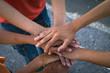 Group of Diverse People Teamwork