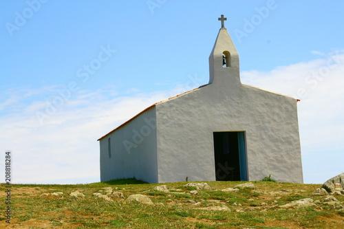 Fényképezés  chapelle du port de la meule à l'île d'yeu