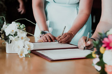 Signature Mairie Témoin Mariage