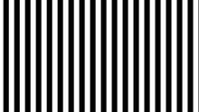 Vertical Black And White Bars