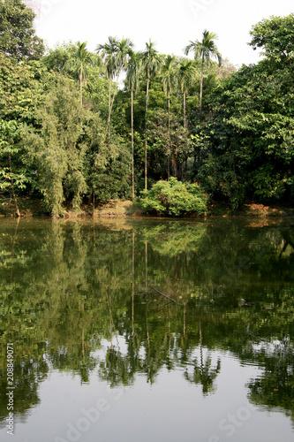 Photo  Eden Gardens, Kolkata, India