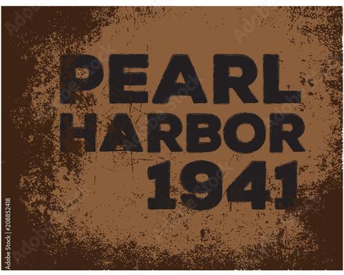 Fotografie, Obraz pearl harbor 1941