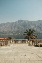 Bay Of Kotor,Montenegro.Rustic...