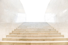 Marble Staircase With Stairs I...