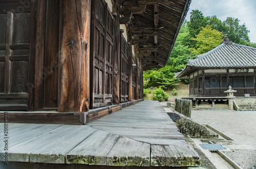 建築様式・寺社・天竺様式 Wallpaper Mural