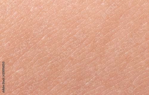 Obraz Texture of human skin, closeup - fototapety do salonu