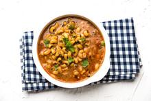 Black Eyed Kidney Beans Curry ...