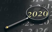 Focus On Year 2020, Two Thousa...