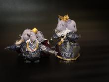 Vintage Soft Toy.Rat Of Brunnhild.On The Fairy Tale Of Hoffmann.