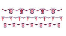 Union Jack Flag Banner