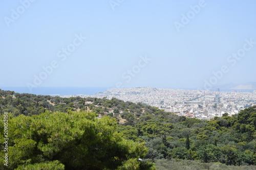 Papiers peints Kaki Athènes, Grèce