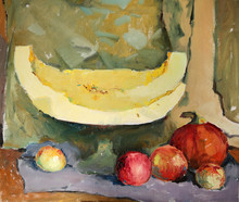 Still Life Art Painting Picture