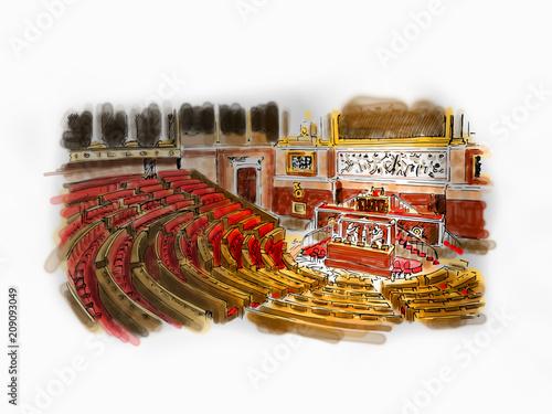Valokuva  Assemblée nationale