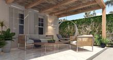 Home Garden Exterior And Patio...