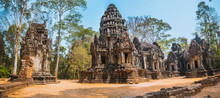 Thommanon Temple In Angkor Wat