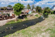 Belico River In Santa Clara, C...