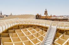 Metropol Parasol, Seville, Spa...