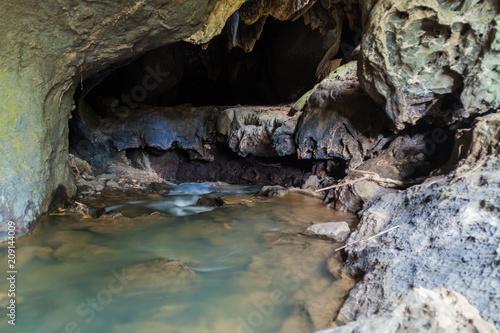 Fotografia Cueva del Palmarito cave near Vinales, Cuba
