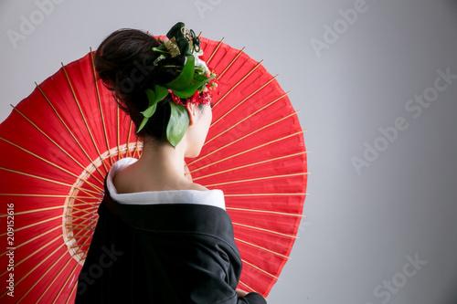 Photo 花魁風の女性