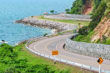 Chalerm Burapha Chonlathit Highway View Point , Chanthaburi, Thailand