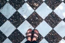 Checkerboard Tile