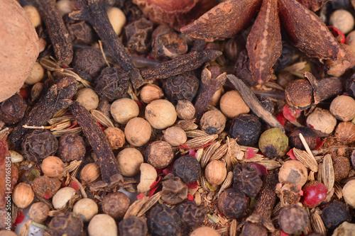 Fotobehang Aromatische Aroma spices