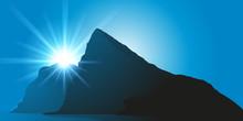 Rocher De Gibraltar - Méditer...